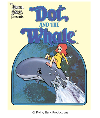 Film Poster for Dot and the Whale.
